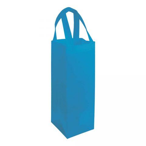 Porta bottiglie TNT azzurro