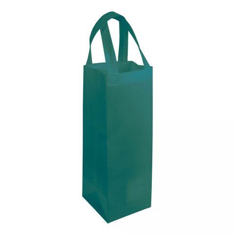 Porta bottiglie TNT verde