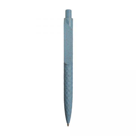 Penna in paglia di grano azzurro