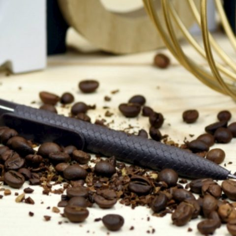 Penna chicchi caffè