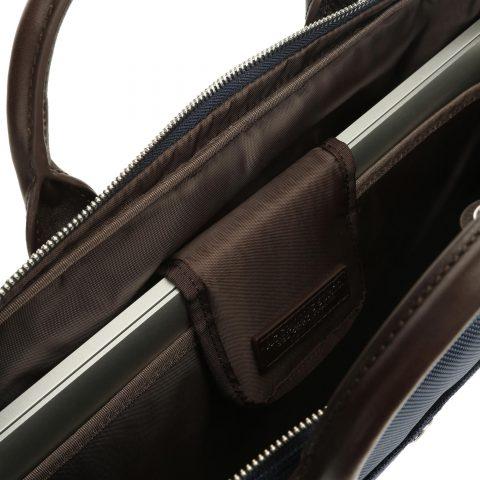 Cartella Metropolitan 1 zip tasca pc